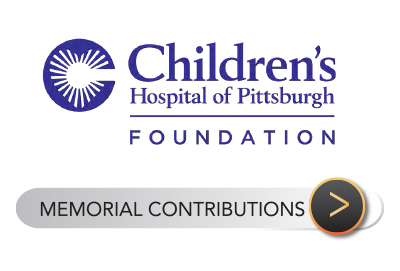Memorial contributions may be made to the Children's Hospital of Pittsburgh